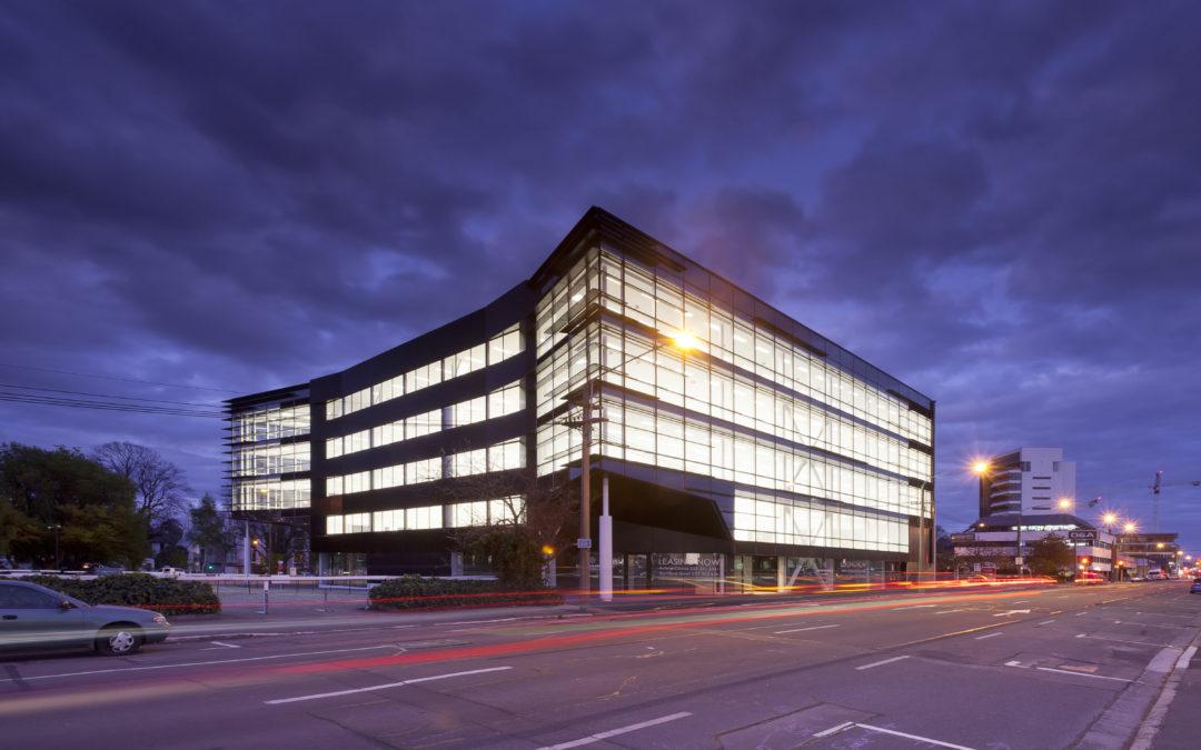 32 Oxford Terrace – Christchurch