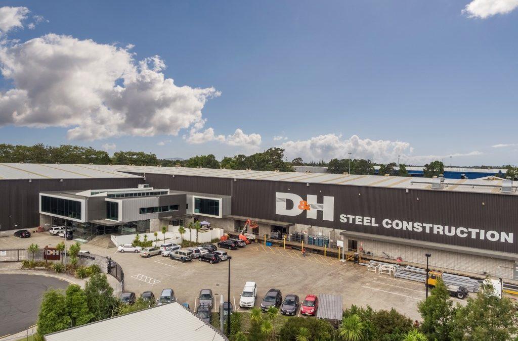 D&H Steel Construction- Henderson