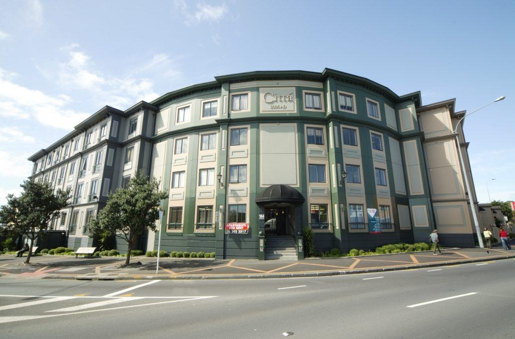 Citta Apartments – Auckland